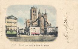 GENT / MARCHE AUX GRAINS / KORENMARKT - Gent