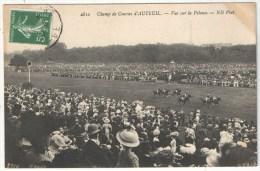 75 - PARIS 16 - Champ De Courses D'AUTEUIL - Vue Sur La Pelouse - ND 2810 - Arrondissement: 16