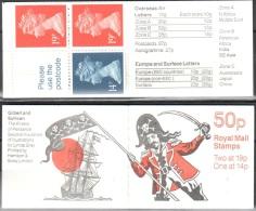 Great Britain 1988  Mi MH 82 - Booklet MNH(**) - Libretti