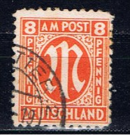 D Deutschland 1945 Mi 5 M - Bizone