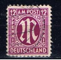 D Deutschland 1945 Mi 7 M - Bizone