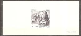 Gravure De Anne De Bretagne 2014 - Documenten Van De Post