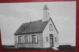 Strandarkirkja // Arnes, Iceland, - Islanda