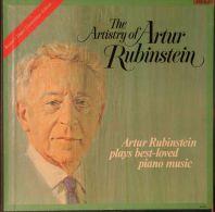 Arthur Rubinstein - Coffret De 6 Disques: Greig, Chopin, Beethoven, Rachmaninov, Brahms, Schumann, Liszt - Classical