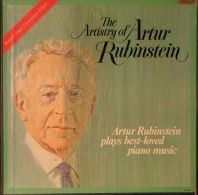 Arthur Rubinstein - Coffret De 6 Disques: Greig, Chopin, Beethoven, Rachmaninov, Brahms, Schumann, Liszt - Klassik
