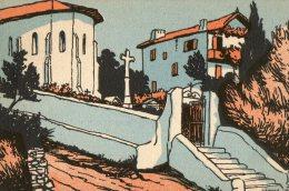 Illustrateur.L'abside.Bidart. - Other Illustrators
