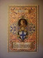 Cartolina ARMANINO - Papa PIO III (pope) N.42 - Papi