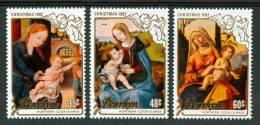 1982 Penrhin Natale Christmas Noel Set MNH** AA34 - Penrhyn