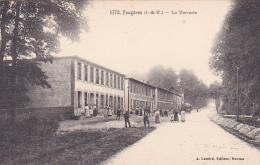 22097 FOUGÈRES - LA VERRERIE -1772 Lamiré Sortie Usine