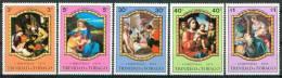 1970 Trinidad & Tobago Natale Christmas Noel Set  MNH** Nat92 - Trindad & Tobago (1962-...)