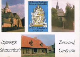 Izenberge  St Milderdakerk - Alveringem