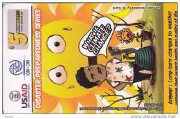 Micronesia, FSM-R-036, Disaster Preparedness Series. What Is Climate Change?, 2 Scans. - Micronésie