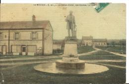 LE MOUSSEL  ( Eure Et Loir ) -  LA STATUE DIDOT -  LA POSTE -  1910 - Non Classés