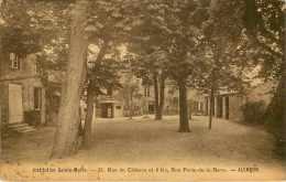 Dép 61 - Alencon - Institution Sainte Marie - 31 Rue Du Château Et 4 Bis Rue Porte De La Barre - état - Alencon