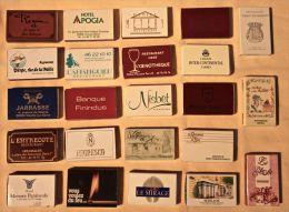 48 Boites D´allumettes Publicitaires France - Scatole Di Fiammiferi