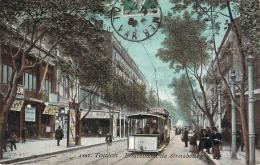 83 - Toulon - Boulevard De Strasbourg (aqua-photo) (tramway) - Toulon