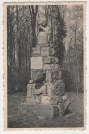 """@ CPSM ROISIN, MONUMENT DE VERHAEREN AU """" CAILLOU QUI BIQUE """", Format 9 Cm Sur 14 Cm Environ, HAINAUT, BELGIQUE - Honnelles"""