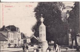 FRANCE - CPA. - (21) POMMARD - La Place - Autres Communes