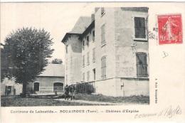 81 TARN ROUAIROUX Château D'Espine, Près De Labastide, Commune D'Anglès  1224 - Angles