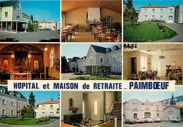 PAIMBOEUF . HOPITAL . MAISON DE RETRAITE . - Paimboeuf