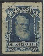 BRASIL  1878/9    Nº39 - Usados