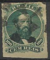 BRASIL  1866    Nº34a - Usados