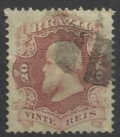 BRASIL  1866    Nº24 - Brasil
