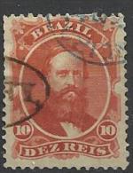 BRASIL  1866    Nº23 - Brasil