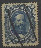 BRASIL  1866    Nº25 - Brasil