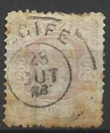 BRASIL   1889/93   Nº50 - Usados