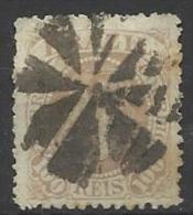 BRASIL   1889/93   Nº57 - Usados