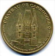 Château De Carrouges (Orne) - Monnaie De Paris