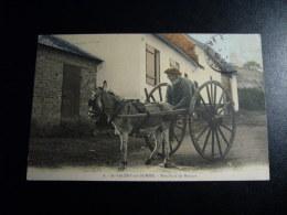 1 Carte Postale  ST VALERY Le Marchand De Henon - Saint Valery Sur Somme