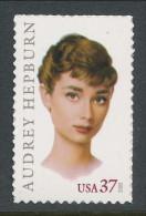 USA 2003 Scott # 3786. Legends Of Hollywood: Audrey Hepburn, MNH ** - Nuevos