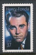 USA 2005 Scott # 3911. Legends Of Hollywood: Henry Fonda, MNH ** - Nuevos