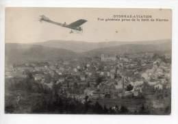 Oyonnax Aviation - Vue Générale Prise De La Forêt De Nierme - Avions