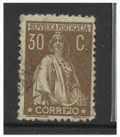 PORTUGAL -  Ceres - Variedade De Cliché - Error - CE242  MM - XXV - Variétés Et Curiosités