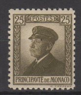 Monaco N° 54 A Luxe ** - Unused Stamps