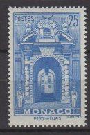 Monaco N° 313 A Luxe ** - Ongebruikt