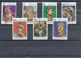 140010278  GRENADA   GRANADINES  YVERT  Nº  53/9 - Grenada (1974-...)
