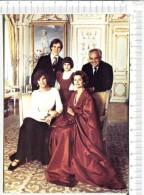 PRINCIPAUTE De MONACO   -  LL AA SS  Le Prince Souverain Et Princesse Grace -LL AA SS Prince Albert, Caroline, Stéphanie - Royal Families
