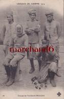 Charente Groupe De Tirailleurs Marocains Croquis De Guerre 1914 éditeur Ch Collas Cognac Et Cccc - Cognac