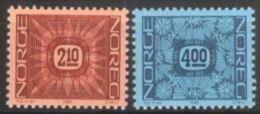 NORWEGEN 1986 MI-NR. 942/43 ** MNH (99) - Norwegen