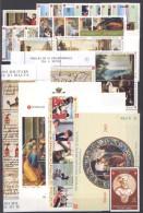 SMOM 2003 Annata Completa/Complete Year MNH/** VF - Sovrano Militare Ordine Di Malta