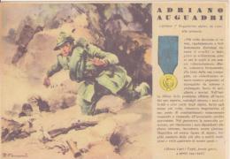 Illustr. FERRARI  -Le Medaglie D Oro Di Questa Guerra - ADRIANO AUGUADRI- - Illustrateurs & Photographes