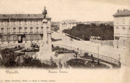 [DC6938] VERCELLI - PIAZZA TORINO - Old Postcard - Vercelli