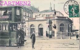PARIS LA GARE DE MONTROUGE TRAMWAY 75014 - Distrito: 14