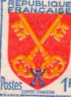 COMTAT VENAISSIN 1 F - Francia