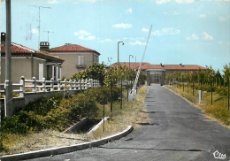 CPSM FLORENSAC - France