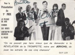 "Orchestre - La Prestigieuse Trompette De  "" JERICHO ""   Avec Signature - Espectáculo"